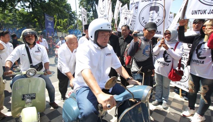 Foto Berita Habib Rizieq Dukung La Nyalla Maju di Pilgub Jatim