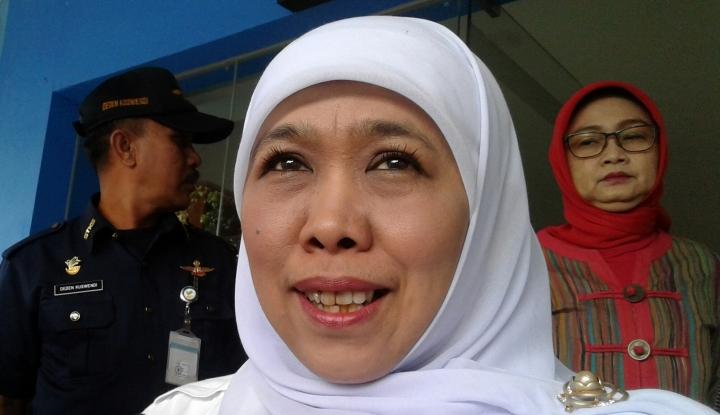 Foto Berita Menjahit Bendera Merah Putih di Kediaman Ibu Fatmawati, Ini Komentar Mensos...