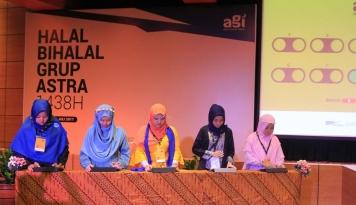 Foto Yayasan Amaliah Astra Gelar Astra Gema Islami 2017