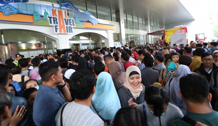 Foto Berita Jumlah Pengguna Angkutan Umum di Lampung Alami Kenaikan