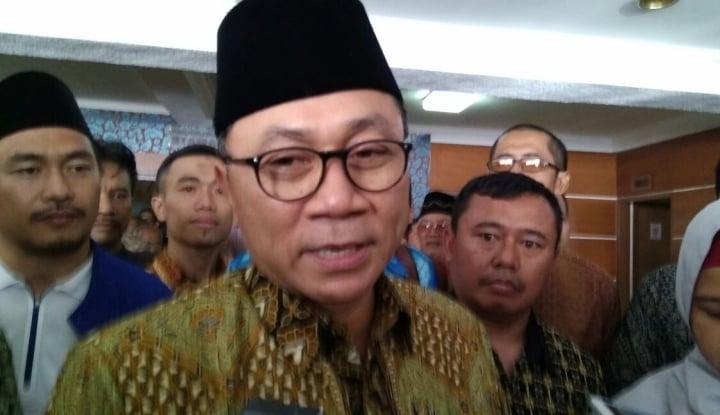 Foto Berita Ketua MPR: Wiranto Tak Boleh Intervensi KPK