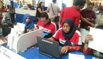 Tingkatkan Penjualan, Malaysia Airlines Gelar Travel Fair di Medan