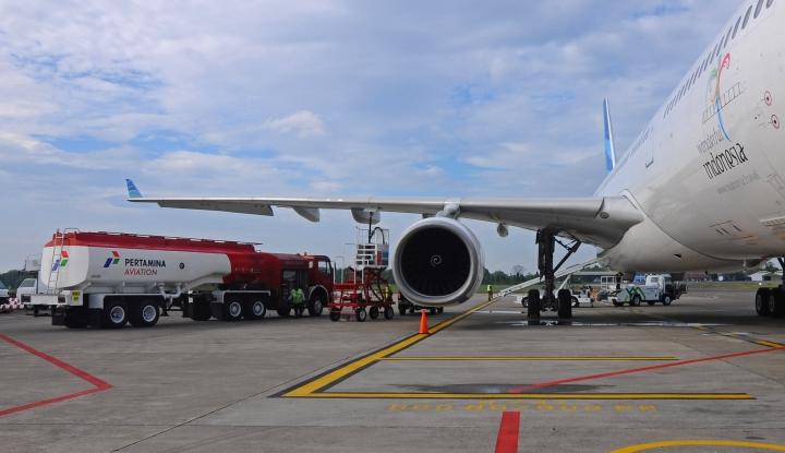 Penyaluran Avtur di Bandara Samarinda Ditambah Hingga 300% - Warta Ekonomi