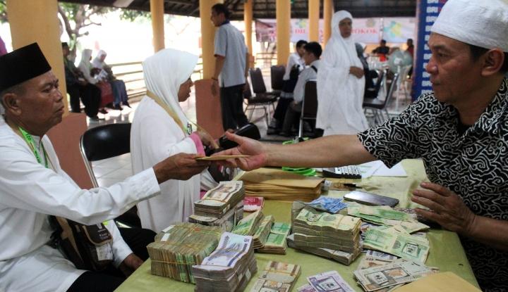Foto Berita Tau Gak, Denda Haji Bisa Dibayar di Bank Arab Loh