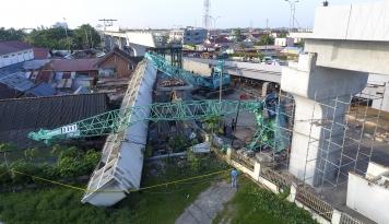 Foto Tak Hanya di Jabodetabek, Karawang juga Minta Jatah Jalur LRT