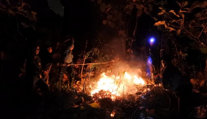 97 Titik Panas Terdeteksi di Sumatera, Indikasi Karhutla 70% - Warta Ekonomi