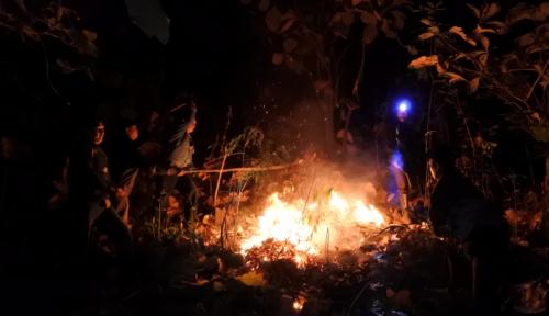 Foto 97 Titik Panas Terdeteksi di Sumatera, Indikasi Karhutla 70%