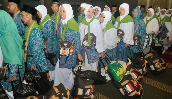 Foto Berita Kouta Haji Tangerang Meningkat Tahun Ini