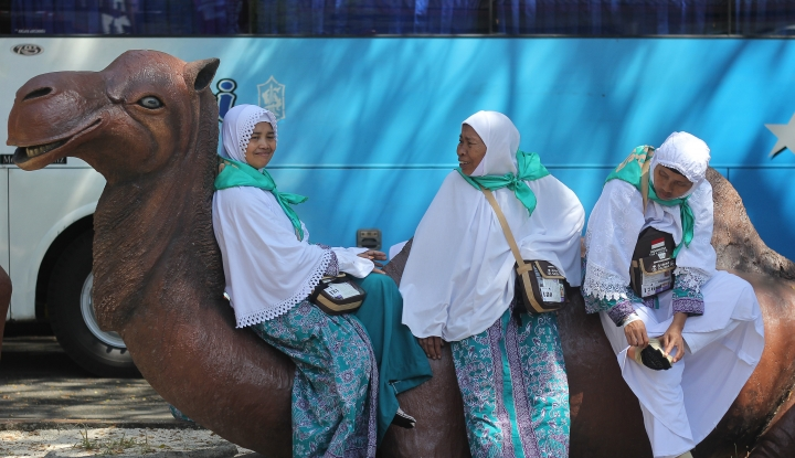Foto Berita Kemenag Pastikan Katering Haji Tak Lagi Pakai Minyak Unta