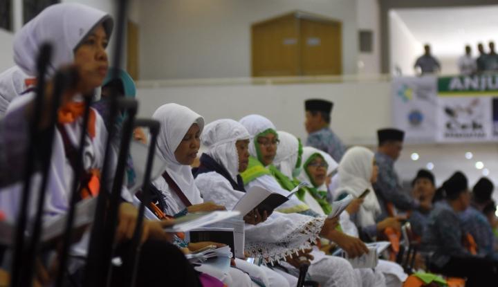 Foto Berita Aturan Baru Kemenag: Calon Jamaah Haji Meninggal, Bisa Digantikan Anggota Keluarga