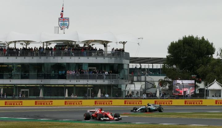 Kimi Raikkonen Catatkan Waktu Tercepat di GP Bahrain - Warta Ekonomi