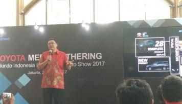 Foto GIIAS 2017, Avanza Tetap Jadi Pilihan Pertama Konsumen