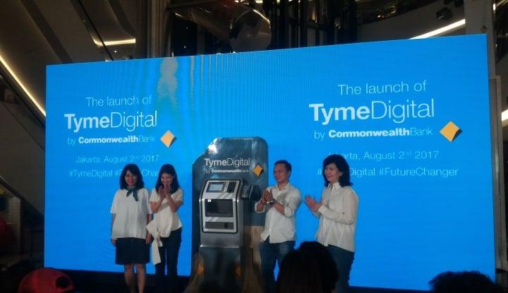 commonwealth luncurkan tiga cabang digital di jakarta