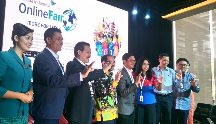 Foto Berita GATF 2017 Kembali Digelar Pekan ini di Jakarta