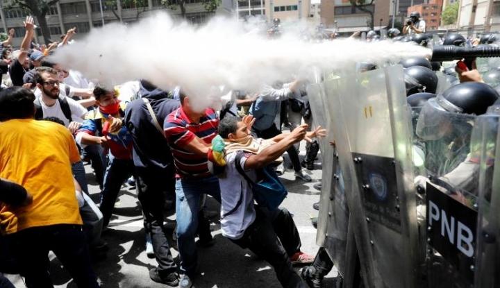 Foto Berita Astaga, Inflasi Venezuela Meroket Hingga 248,6 Persen
