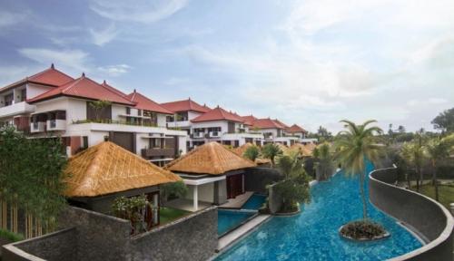 Foto Tingkat Hunian Kamar Hotel di Bali Naik