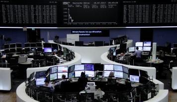 Foto Penutupan Indeks DAX-30 Jerman Bertambah 1,02%