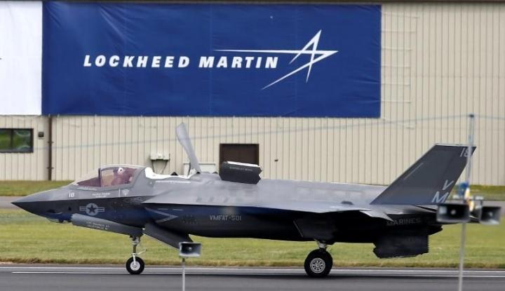 Lockheed Martin Tunjuk Steven Walker sebagai CTO - Warta Ekonomi
