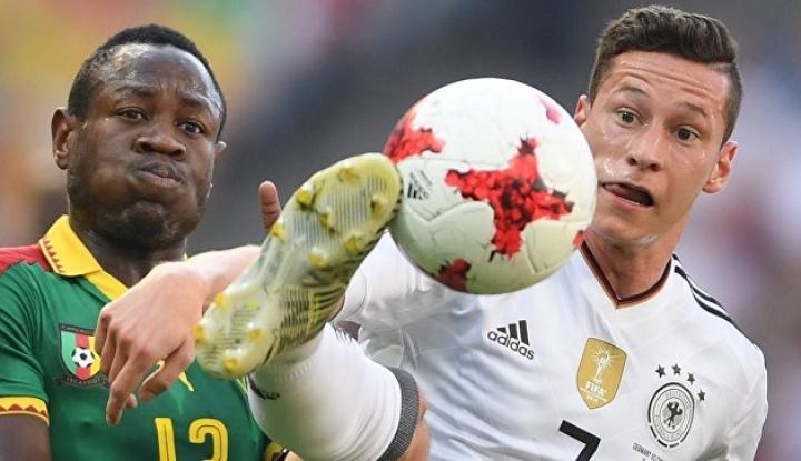 Foto Berita Wah, Suporter Nigeria Malah Jagokan Jerman di Piala Dunia 2018