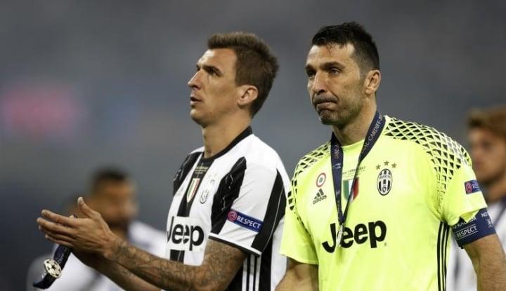 Foto Berita Cuadrado Bawa Juventus Jinakkan Milan