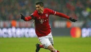 Foto Lewandowski Jadi Andalan Bayern untuk Bobol Gawang Chelsea