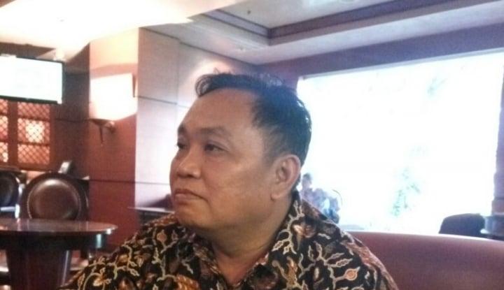 Foto Berita Beredar Isu Hoax, Arief Poyuono Pasang Badan Bela Direksi Telkom