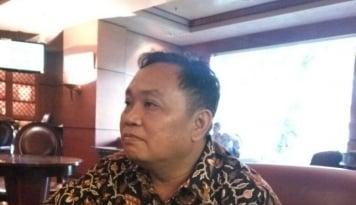 Foto Beredar isu Hoax, Arief Poyuono Pasang Badan Bela Direksi Telkom