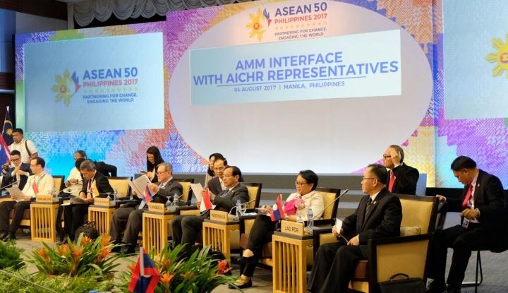 Foto Berita Retno Marsudi: AICHR Perlu Tingkatkan Wawasan HAM di Paguyuban ASEAN