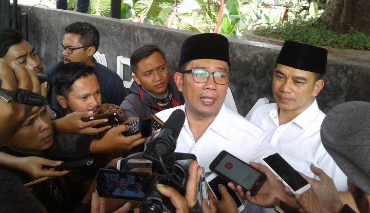 Prabowo Sebut Korupsi Karena Gaji Kecil, Tanggapan Ridwan Kamil Bikin Cerdas - Warta Ekonomi