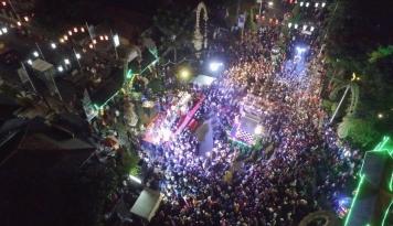 Foto Purwakarta Pecahkan Rekor