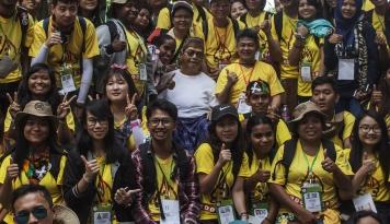 Foto Eks Jubir Bantah Ucapan Pramono Anung: Gus Dur Lengser Bukan karena ke Kediri, tapi Megawati