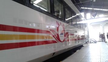 Foto China Optimis KA Cepat Jakarta-Bandung Selesai Sesuai Jadwal