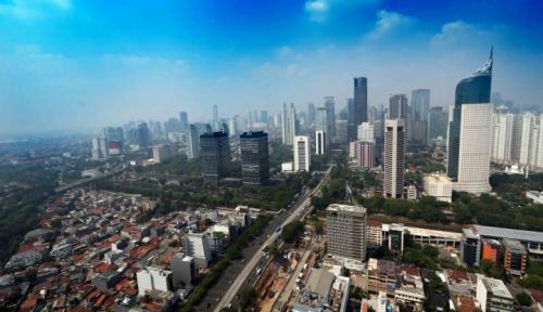 Foto Pelonggaran Moneter Menyempit, Ekonomi RI Diperkirakan Tumbuh 5,2%