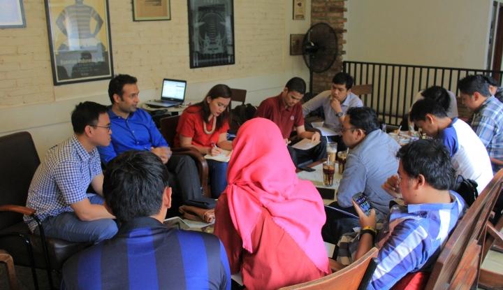 Foto Berita Awali Semester 2, Tunaiku Catat Pencapaian 100.000 Nasabah