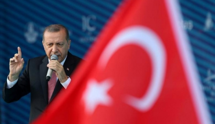 Foto Berita Helikopter Turki Ditembak Jatuh Milisi Kurdi, Erdogan Murka?
