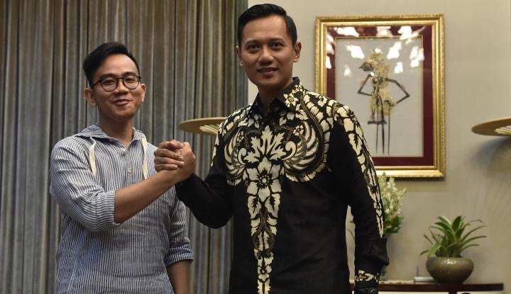 Foto Berita Mas AHY Mau Ndak Jadi Cawapres Jokowi?