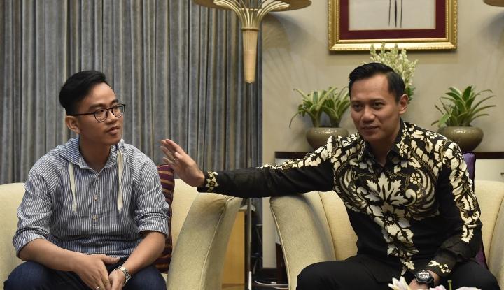 Gibran Ogah Catut Nama Jokowi Demi Memuluskan Bisnisnya - Warta Ekonomi