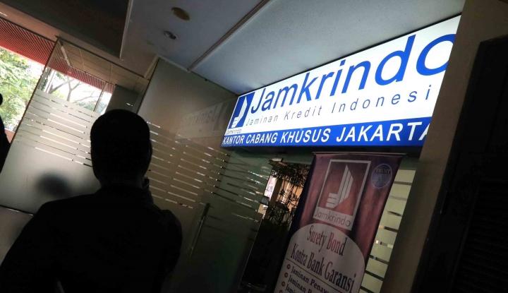 Foto Berita Mandiri Gandeng Jamkrindo Berikan Penjaminan Kredit Konstruksi bagi Nasabah