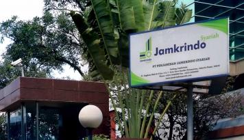 Foto Realisasi Penjaminan Kredit Jamkrindo Tembus Rp30 Triliun