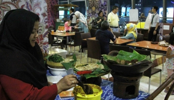 Foto Pekalongan Kembangkan Kawasan Mangrove jadi Wisata Kuliner