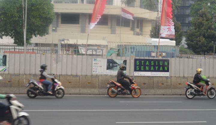 Foto Berita Sandi Masih Pikir-pikir Soal Ganjir Genap untuk Sepeda Motor