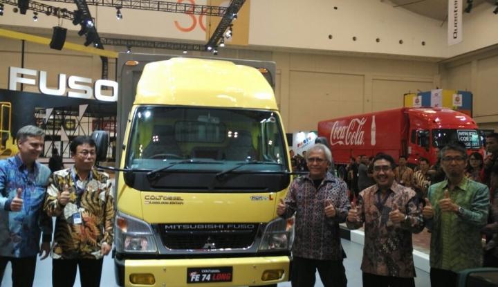 Colt Diesel Jadi Andalan Penjualan Mitsubishi - Warta Ekonomi