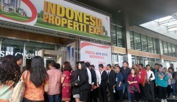 Foto Bisnis di Sektor Properti Tengah Lesu dan Tak Bergairah