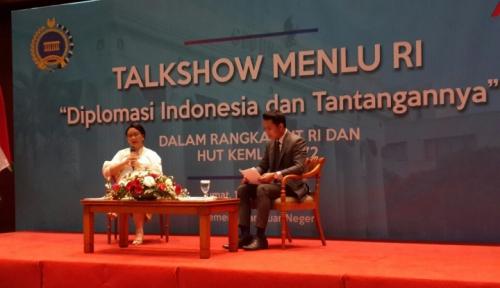 Foto Menlu Retno: Kerja Sama Multilateral Hasilkan Pembangunan Global Inklusif