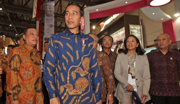 Foto Berita Rotasi Jabatan, Jokowi: Pak Teten Akan Dekat Saya Setiap Hari