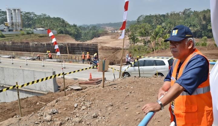 Foto Berita Menpupera Pastikan Jalan Tol Bawen-Salatiga Dibuka Akhir Agustus