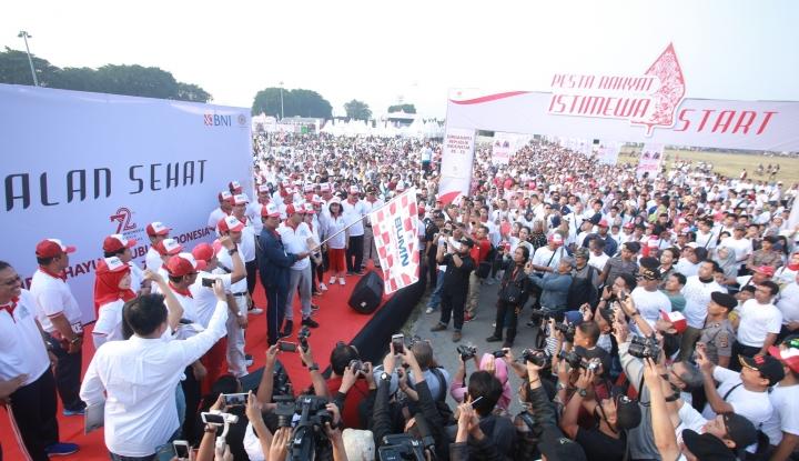 Foto Berita BNI Gelar Pesta Rakyat Istimewa di Yogyakarta