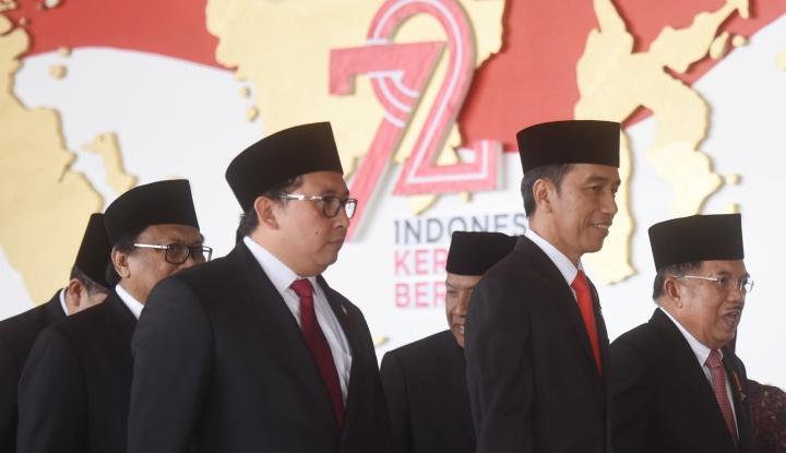 Foto Berita Jokowi Ancang-ancang Terbitkan Perppu, Fadli Zon Mintanya Lain...
