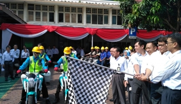 Foto 17 Area PLN Disjaya Serentak Resmikan Command Center