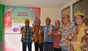 Foto Rajawali Nusindo Buka Kantor Cabang Baru Pontianak